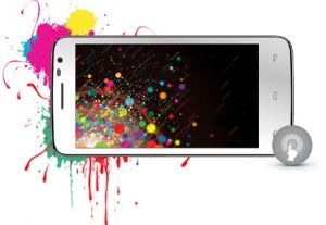 Micromax Canvas Juice A77 (White)