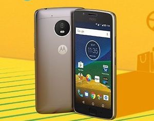 Buy Moto G5 (3 Gb, Fine Gold) Mobile Phone online