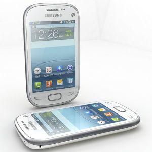 Samsung Rex 90 S5292 (White)