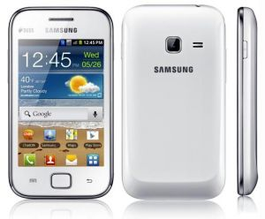 Buy New Samsung Galaxy Ace Duos S6802 Mobile Phone online