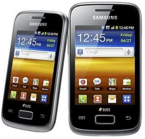 Buy New Samsung Galaxy Y Duos S6102 Mobile Phone online