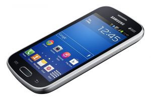 Samsung Galaxy Trend S7392 Mobile Phone (Black)