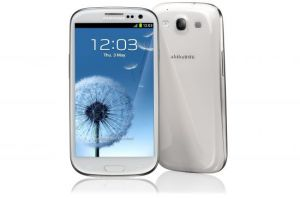 Samsung Galaxy S3 i9300 Mobile Phone (White)