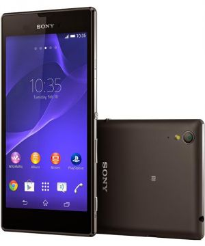 Buy Sony T3 Mobile Phone Black online
