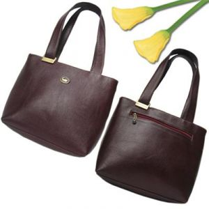 Buy Pure Leather Purse In Bag Style Online | Best Prices in India ...