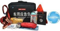 Buy Coido 6100 Car Emergency Rescue Kit Air Compressor First Aid Jumper Lead online