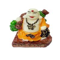 Buy Colorful Laughing Buddha Statue By Returnfavors online