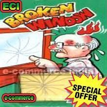Buy Broken Window Excellent Prank online