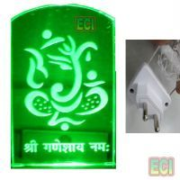 Buy God Ganesh Ji Lighted Idol Lord Ganpati Bhagwan online