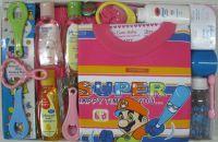 Buy Love Baby Gift Set Super Baby Pink online