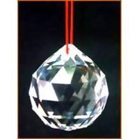 Buy Crystal Balls For Fengshui / Car / Window Of 15 MM online