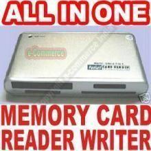 Buy USB All In 1 Memory Card Reader & Writer Freegift online