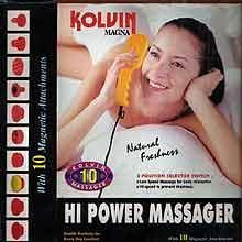 Buy Kolvin Face Massager 10 Attachments  Waranty online