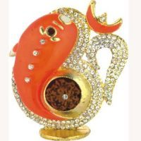 Buy Gifts Ganesh Idols -lm 2021 2 Car Stand online