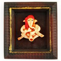 Buy Ghasitaram Gifts-allahdin Ganesha online