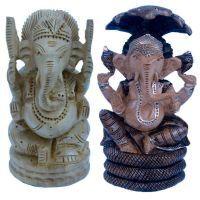 Buy Buy Sunshine Rajasthan Hand Painted Ganesha N Get Ganesha Idol Free online