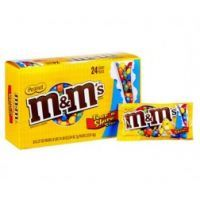 Buy M & M''s Peanuts Chocolates ( Box Of 24 Packs ) online