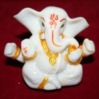 Buy Lord Ganesha / Ganpati Ji - Good For Home,office,car Dashboard & Great Gift online