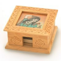 Buy Gemstone Painting Slip Pad Box Handicraft Gift 120 online