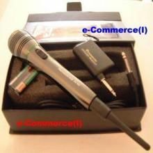 Buy Professional Heavy Metal Cordless Microphone online