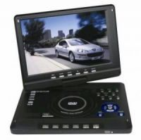 Buy 9.8 Inch TFT Portable DVD Player With TV Tuner & 3d Feature 9.8