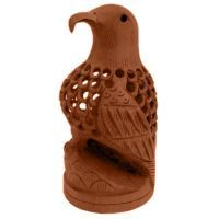 Buy Carved Handcrafted Wooden Eagle Home Decor online