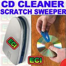 Buy CD DVD VCD Media Disk Cleaner, Scratch Sweeper online