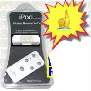 Buy Wireless Remote Control For iPod Video Nano iPhone online