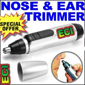 Buy Electronic Nose & Ear Hair Trimmer online