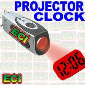 Buy Projection Clock For Huge Time Digits Projecting online