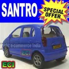 Buy Hyundai Santro Car Scale Down Diecast Model online