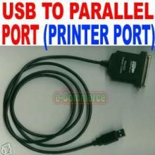 Buy Converter From USB Port To Printer Parallel Port online