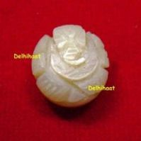 Buy Ganesha Carved On Real Pearl online