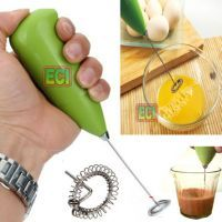 Buy Eci - Battery Operated Hand Mixer Beater Beating Eggs, Coffee, Milk Frother online