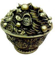 Buy Feng Shui Wealth Bowl, Wealth Symbols, Ignots, Ingots, Feng Shui Wealth online