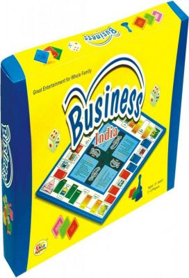 Buy Business India Board Game Family Game online