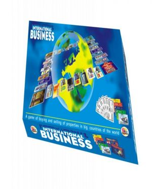 Buy International Business Board Game Family Game online