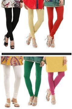 Buy Leggings- Pack Of 6 online