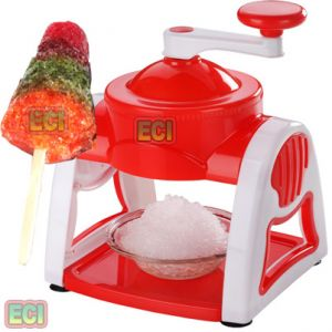 buy chilled ice golas maker ice shaver scrapper slicer cool slush machine online - Ice Crusher Machine