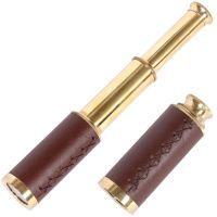 Buy Jaipuri Handicraft Real Telescope In Brass Leather online