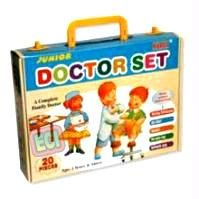 Buy Kids Junior Doctor Kit Toy 20 PCs Set For Children online
