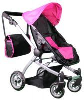 Buy Mommy & Me Deluxe Babyboo Doll Stroller With online