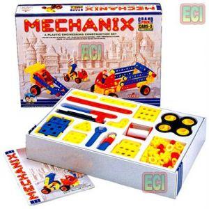 Buy 175pcs Mechanix Cars 3 Engineering Toy Set Age 3-6 online