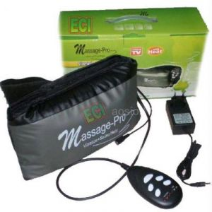 Buy Eci Original Massage Pro Abs Slimmer Tummy Slimming Belt Body Fat Massager online