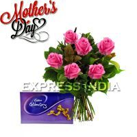 Buy Mother's Day Celebration With Chocolate online