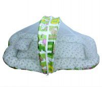 Buy Glitz Baby Bed Tent With Mosquito Net And Pillow online