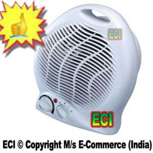 Buy Eci - Nova Heat Fan With Hot And Cold Air Blower Heat Convector Room Heater online