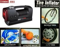 Buy Coido 2123 12v Electric Car Tyre Inflator Air Compressor online