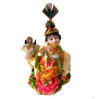 Buy Krisna Gopal Idol online