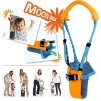 Buy Moby Baby Moon Walk Toddler Walker Assistant Harness Infant online